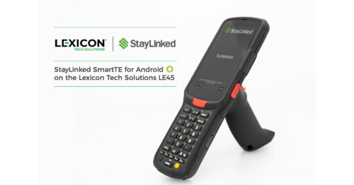 Lexicon LE45 Rugged Mobile Computer Now StayLinked Certified