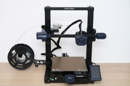 Anycubic Vyper 3D Printer Review: Strong Performance from a Robust Machine