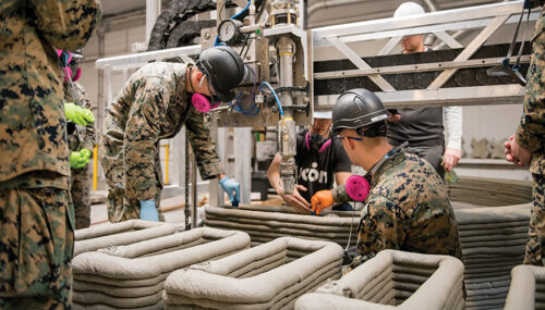 Military Looks for Novel Ways to Employ 3D Printing