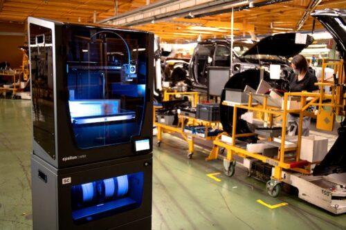 Nissan deploys BCN3D 3D printing technology to produce jigs and fixtures