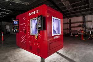 SPEE3D LightSPEE3D for Penn State University