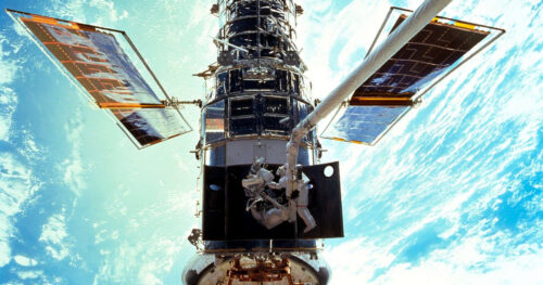 The Hubble Telescope's payload computer is down. NASA has spent days trying to fix it.