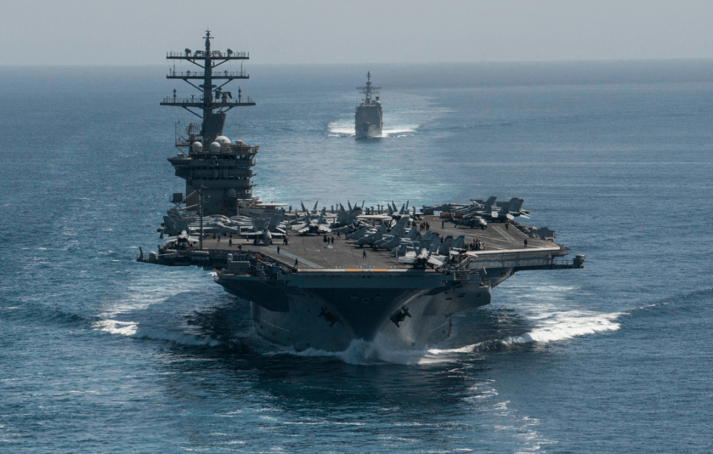 The U.S. Navy Goes All in With AI