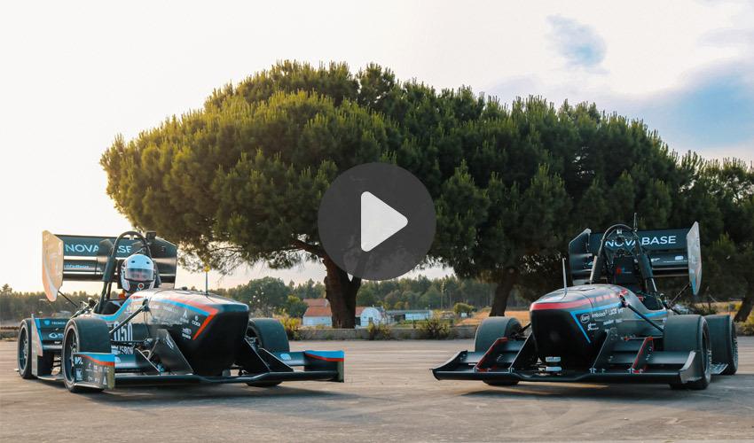 3D printing racecars