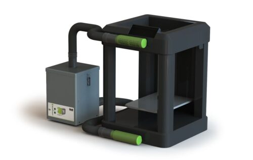 BOFA and Atome3D partner to offer 3D printing air filtration technology in Europe