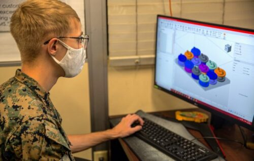 Marine Corps Wants a Digital Blueprint Locker for Access to 3D Printing Plans Anywhere