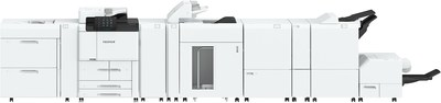 Revoria Press(TM) E1 Series bring monochrome applications to the next level with excellent image quality and wider range of application.