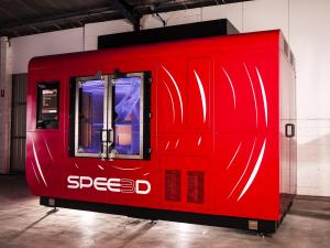 SPEE3D WarpSPEE3D Printer to be used by Elementum 3D