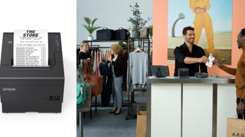 Epson Unveils the Fastest POS Receipt Printer in the Industry1-New OmniLink TM-T88VII | State