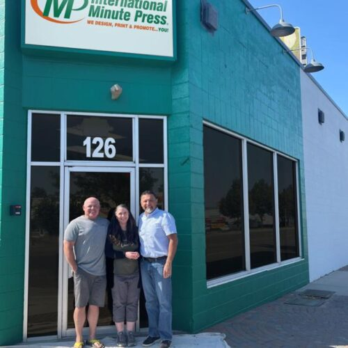 Independent printing business converts to International Minute Press franchise | Commerce