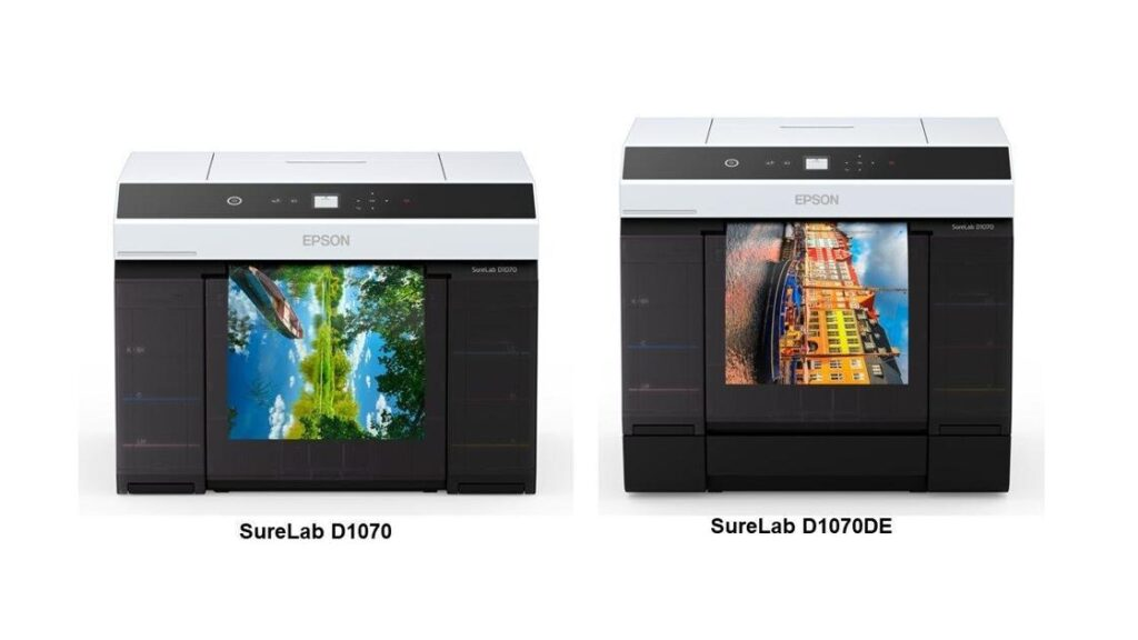 New Epson Minilab Printers Fuel High-Production Creation of Customized, Small-Format Photos, Graphics and Stationery | National News