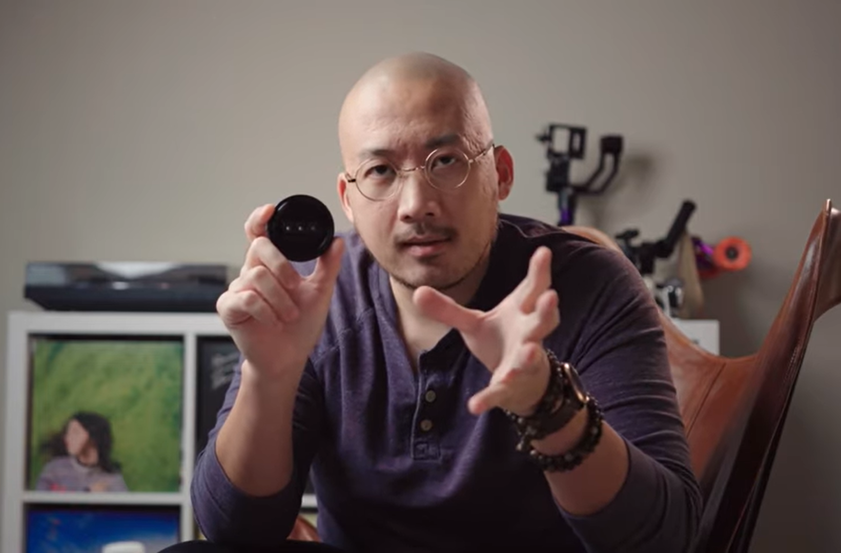 This 3D printed lens gives digital cameras the ability to take 3D photographs