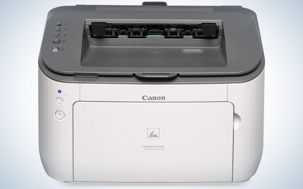 Canon ImageCLASS LBP6239dw is the best Canon laser printer.
