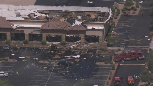 4 people seriously hurt, homes evacuated after Chandler explosion | Arizona News