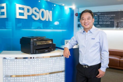 Online learning fuels printer demand