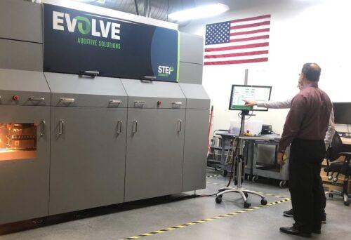 Evolve Additive Solutions secures $30M to accelerate SVP platform sales