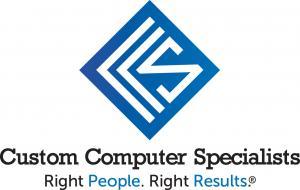 Custom Computer Specialists logo