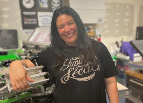 San Jose printing shop, hit hard by shutdown, slowly recovers