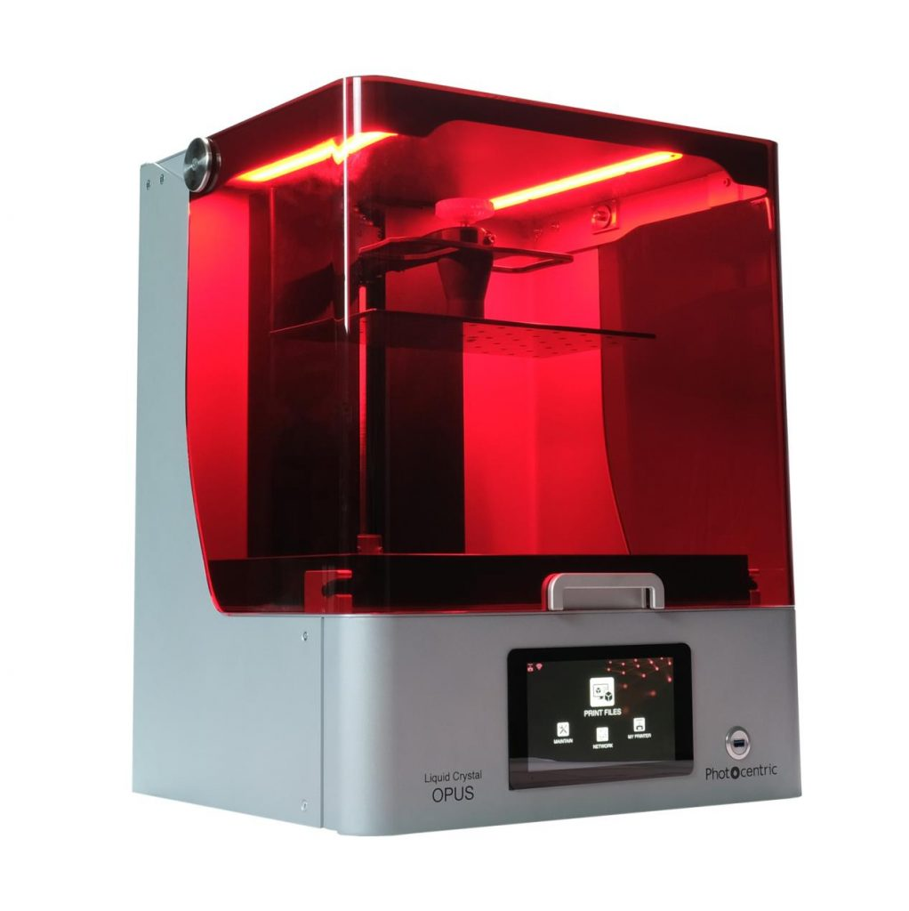 Photocentric launches LC Opus LCD 3D printer - Technical specifications and pricing