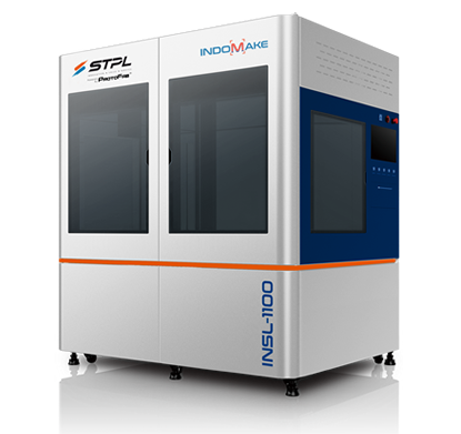 The INSL-1100 3D printer is the largest in the product line. Photo via STPL3D.