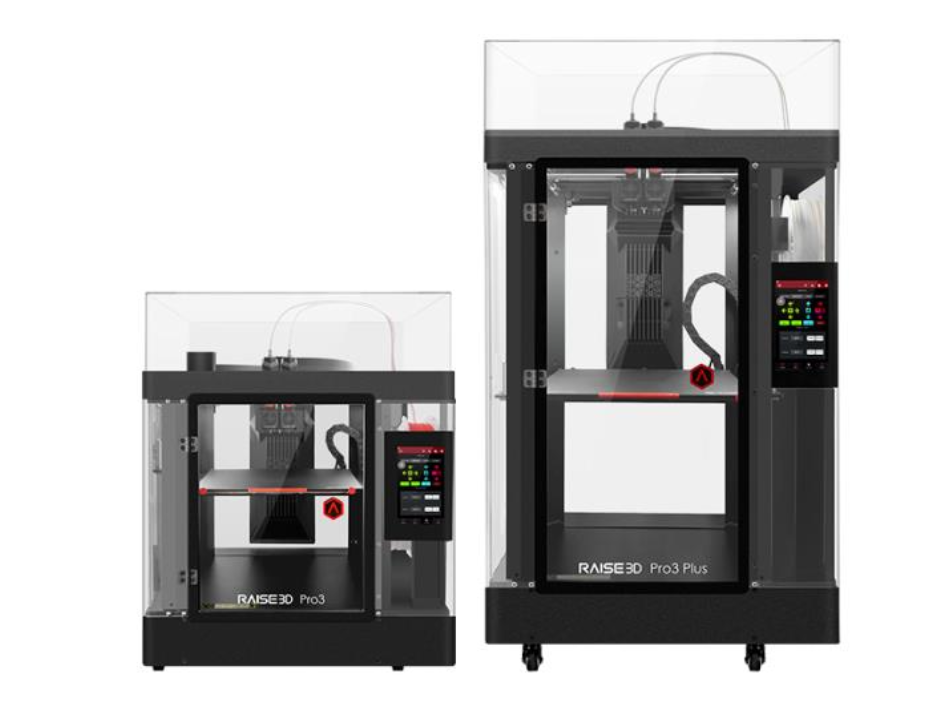 New Pro3 3D Printer Series Released by Raise3D – 3DPrint.com