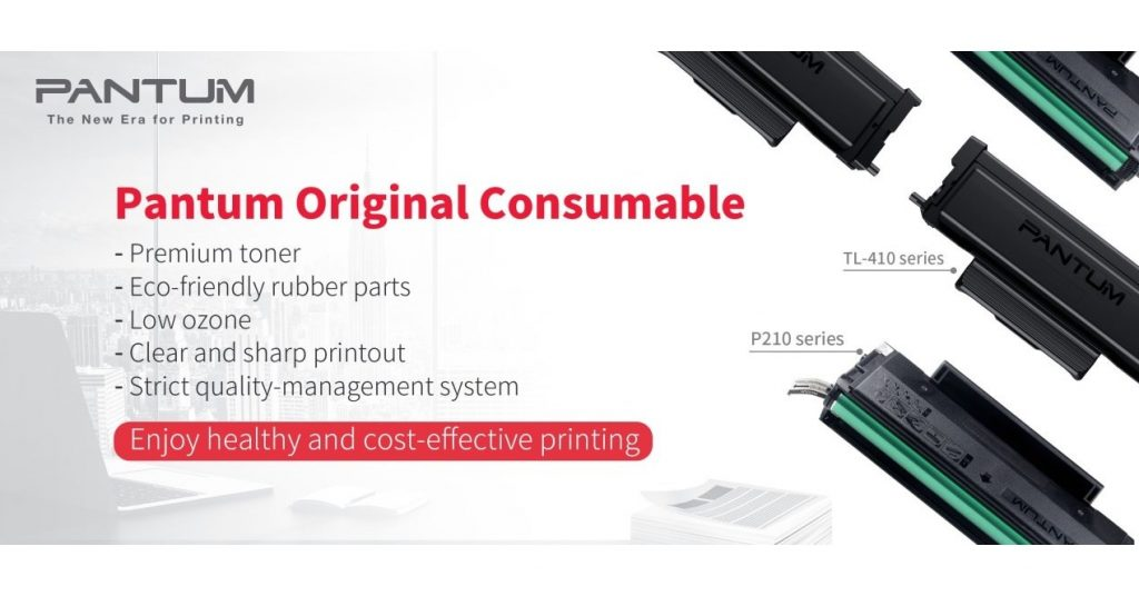 Pantum Original Consumable: Excellent Choice for Printing