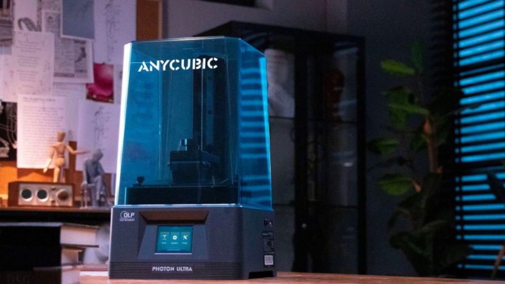 The AnyCubic Photon Ultra could be the future of 3D printing